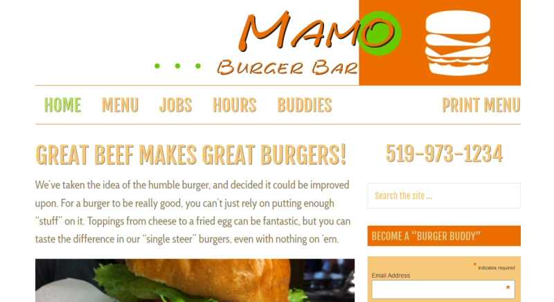 Mamo Burger Bar